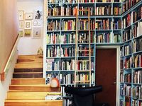 Favorite Places & Spaces with books