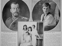 Royals, royal couples, families, people of royal distinction