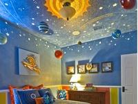 Tristan's room ideas