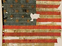 the Star Spangled Banner - Home of the Brave, land of the Free !