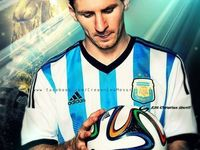 Messi, the worlds greatest soccer player