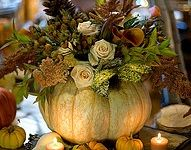 The warm colours of autumn and fall are covered in this themed collection of inspiration for your wedding.