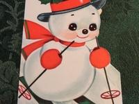 Snowman & Family