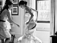 Yes, I'm one of those Pinterest brides