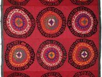 Colorific , Exquisite Textiles, etc.