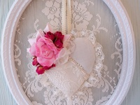 Lace, embodying the essence of feminity. Soft, delicate and lovely, yet beautifully strong, malleable and glamorous.