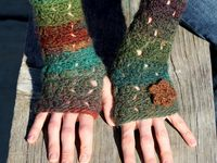 Mittens and gloves - Crochet, knit, etc.