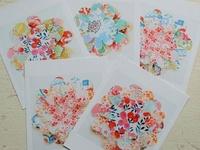 FLOWER PAPER & FABRIC ETC