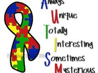 I have a child w/ AUTISM, AUTISM doesn't have my child!
