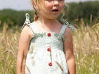 5 More : Girl's Sundress Patterns