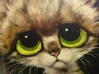 Gig Big Eyed Cats