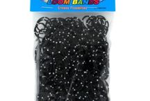 Loom Bandz!  / Loom Bandz are all the craze! #loombandz #loombands #loom / by eWam.com