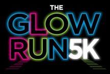 Glow Run :) / by Jena Zollner