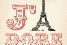 ça c'est Paris / by Claire Lelong-Le Hoang