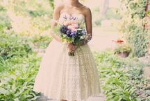 Malika Dress by the Cotton Bride. / Styled shoot. / by The Cotton Bride