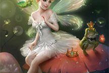 Fairies / by Clara Mecum