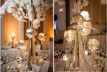 Wedding Decor ~ Ideas / Church, beach,  etc all locations and idea's to make your day SPECIAL!  / by Kecia Bishop Lewis