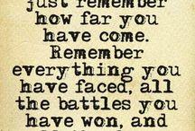 encouragement / by Christa Harris