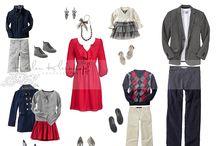 What To Wear For Portraits  / by Bella de Beau | Kristin Werthman