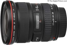 T0P 10  Canon APS-C/1.6x General Purpose Zoom Lenses: Bryan Carnathans Recommendations / Bryans TOP 10 / by The-Digital-Picture.com