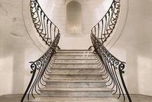 1000sassa staircase / by Gerold Brenner