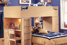 Bunk Bliss / by SimplyKidsFurniture