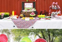 Party Ideas / by Gretchen Hausman