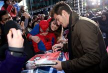 TASM2 Berlin Premiere / Andrew Garfield, Emma Stone, Jamie Foxx, Dane DeHaan and the rest of the cast have fun with fans on the red carpet for the premiere of The Amazing Spider-Man 2 in Berlin! / by The Amazing Spider-Man 2