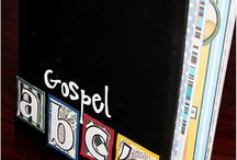gospel / by Cindi Renee