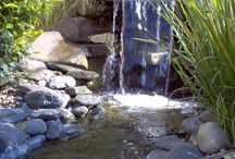 Garden Fountains and Ponds / by Tere Avalos