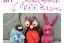 animals crochet / by Joanie Benninghofen Carter