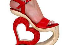 funky shoes / by Amy Christian-Branson