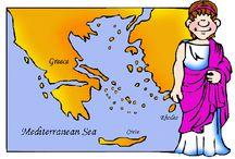 Greece / by Amanda Sanchez