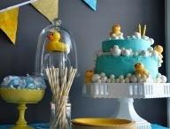 Baby Shower ideas / by Rachel Jacobson