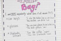 teacher stuff / by Amy VanSwol