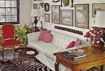 Vintage Living Areas / by Lisa Young