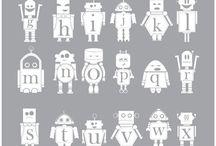 Robots / by Julia Eigenbrodt
