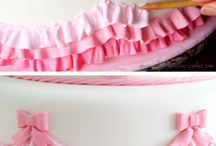 Cake decorating / by Monica Maxwell