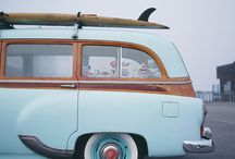 Shooting brakes, woody's & wagons / by robert glen