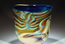 Beautiful glass / Paper weights, vases, and various art glass / by Barbara Masters Cumbo