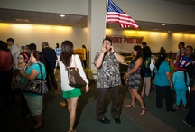House of Red, White and Blues / New citizens chat about 'feeling American' / by KPCC Radio
