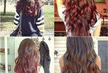 Hair/Beauty / by Bridget Sewell