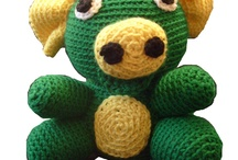 Amigurumi / by Melody Scott