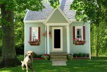 Tiny House / by Joyce Wyers