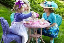 Tea Party Ideas / by Birthday in a Box
