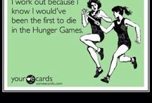 Hunger games craziness / by Joke Minnen