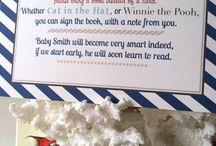 Throwing a Nautical Shower / Ahoy! It's a Boy! / by Crystal Ybarra