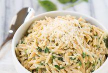 Rice / Pasta  / by Alison Castella-Chin