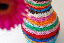 crochet, knitting, crafts / by Fernanda Groth