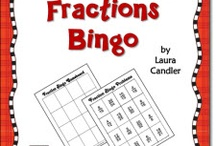 Math 6 Fractions / by Julie Anne Hopp